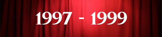 1997 - 1999