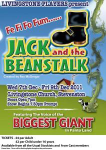 Jack & The Beanstalk 2011