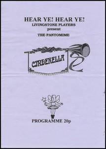 2000 - Cinderella prog