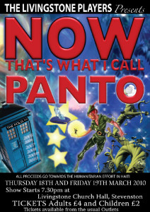 Now That's What I Call Panto 2010