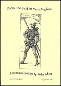 2005 - Robin Hood prog