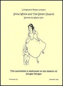 2006 - Snow White prog